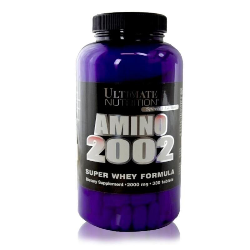 Amino 2002 suplemen amino dari whey untuk otot kering, padat dan keras
