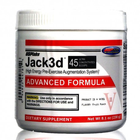 Jack 3d advanced