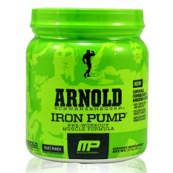 Arnold Iron Pump MusclePharm (MP)