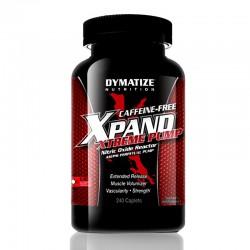 Xpand Xtreme Pump Caffeine Free 240 caps Dymatize