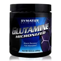 Glutamine Micronized Powder Dymatize