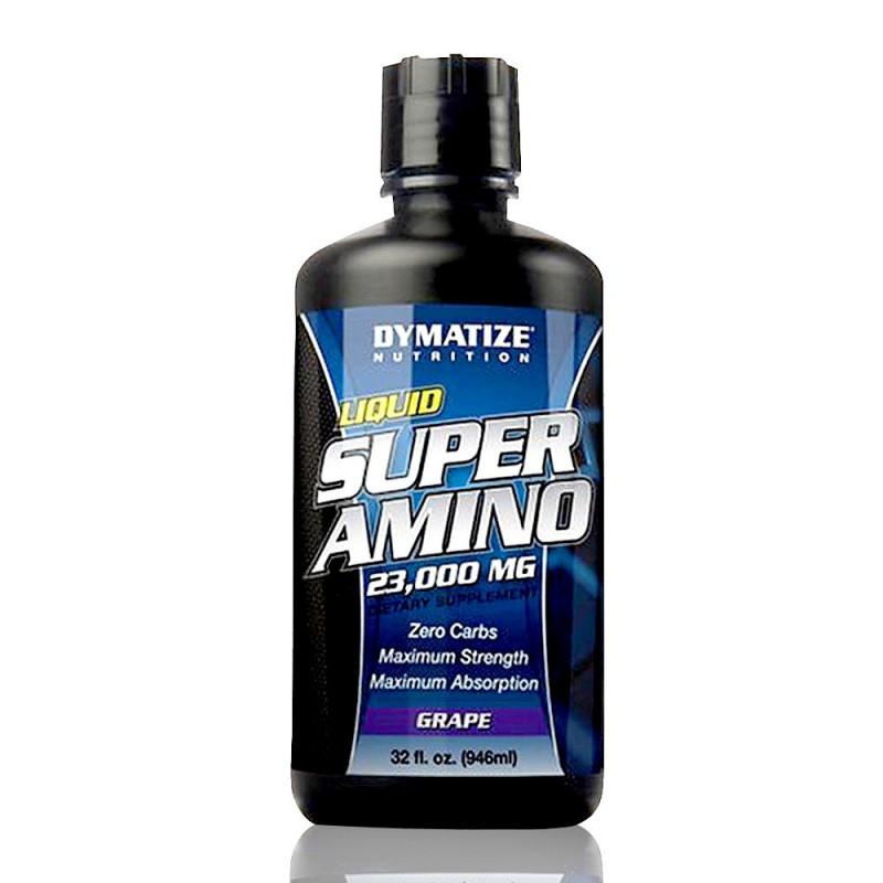 Super Amino Liquid suplemen fitnes amino cair untuk otot lebih keras
