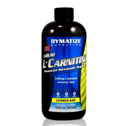 L-Carnitine liquid 16 oz Dymatize
