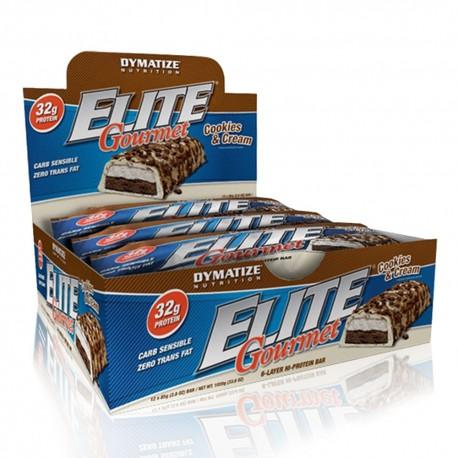 Protein Bar Elite Gourmet