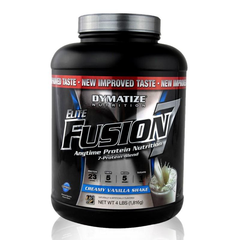 Fusion 7 dymatize