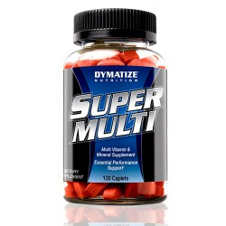 Super Multi Vitamin 120 tabs Dymatize