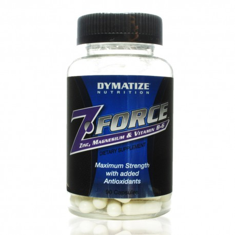 Z-Force 90 caps Dymatize