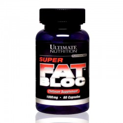 Super Fat Bloc 1000mg 60 caps Ultimate Nutrition