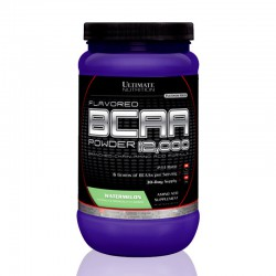 BCAA 12000 Powder Flavored 475g Ultimate Nutrition