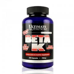 Beta-K 750mg, 200 caps Ultimate Nutrition