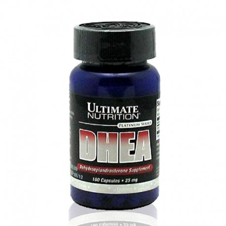 DHEA 25mg, 100 caps Ultimate Nutrition