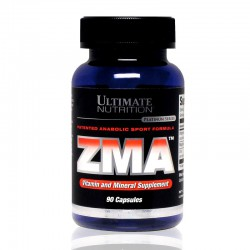ZMA 90 caps Ultimate Nutrition