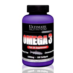 Omega 3 1000 mg Ultimate Nutrition