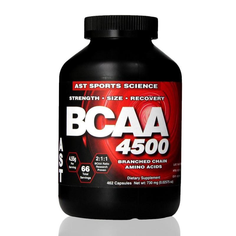 BCAA 4500 AST suplemen obat fitnes amino lengkap