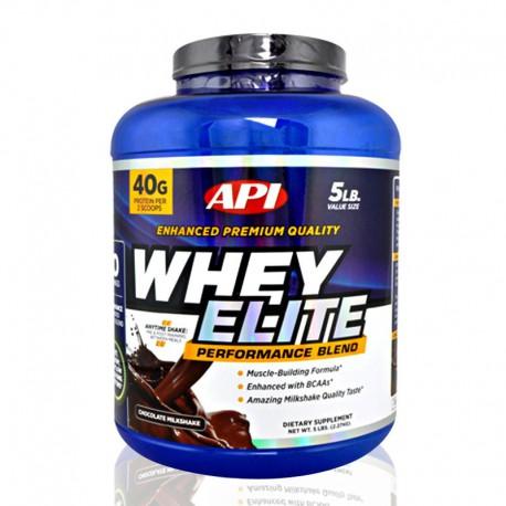Whey Elite 5 lb API