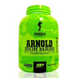 Arnold Iron Mass MusclePharm (MP)