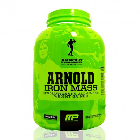 Arnold Iron Mass Muscle Pharm (MP)