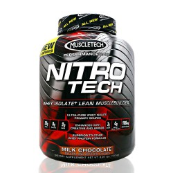 Nitrotech MuscleTech