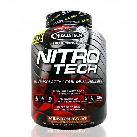 NitroTech 4 lb MuscleTech