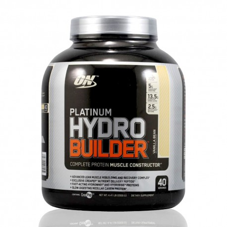 Platinum Hydro Builder 4.4 lb Optimum Nutrition