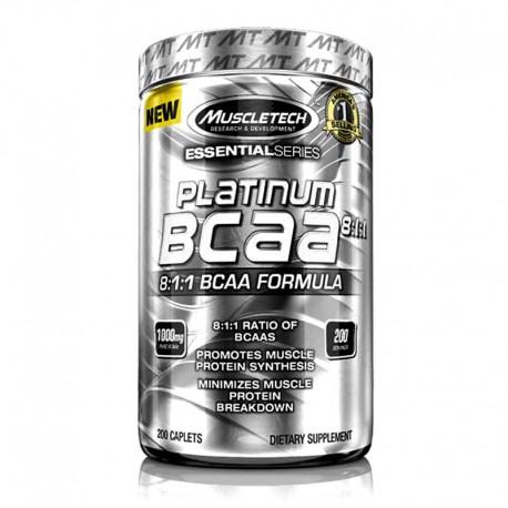 Plainum BCAA MuscleTech