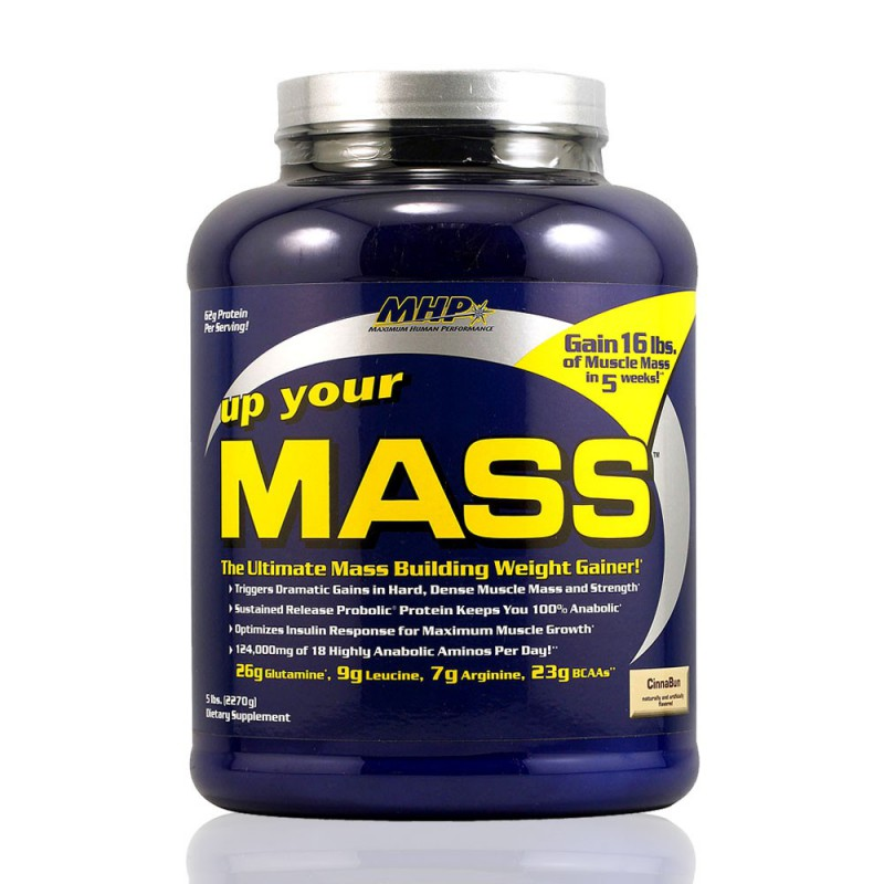 Up your mass mhp