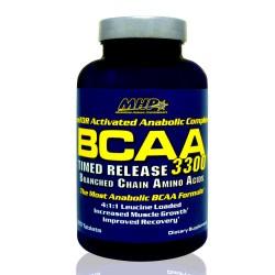 BCAA 3300, 120 tabs MHP