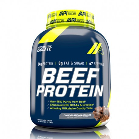 Beef Protein 5 lb API