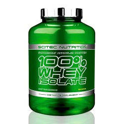 100% Whey Isolate 4.4 lbs Scitec Nutrition