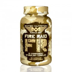 Fire Raid 90 caps Scitec Nutrition