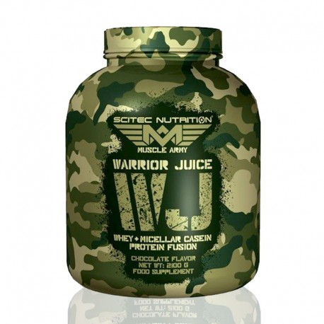 Warrior Juice 4.7 lbs