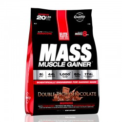 Mass Muscle Gainer 20 lbs ELite Lab