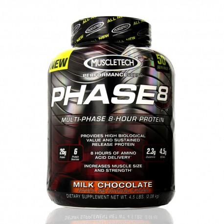 Phase 8, 4,5lb MuscleTech
