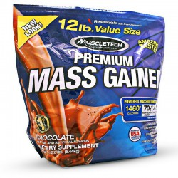 Premium Mass Gainer 12 LB MuscleTech