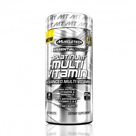 Platinum Multivitamin 90 caps MuscleTech