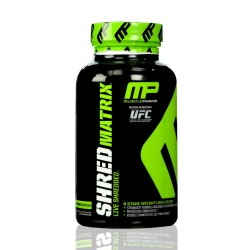 Shred Matrix 120 caps MusclePharm