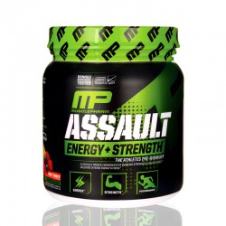 Assault Energy+Strength MusclePharm (MP)