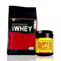Gold Standard Whey ON 10 lb + Super Freak PharmaFreak