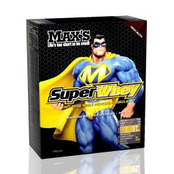 Max's SuperWhey Pro-Series