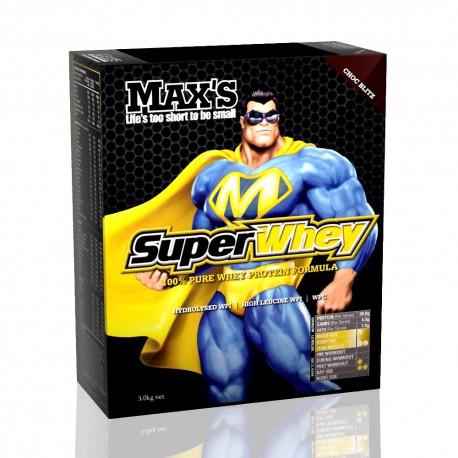 Super Whey Pro-Series Max's