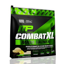 Combat XL Mass Gainer 12 lb MusclePharm (MP)