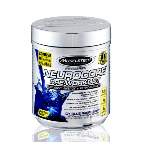 Neurocore Pre-workout Muscletech
