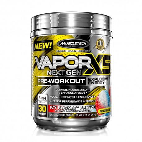 Vapor X5 Next Gen Pre-Workout MuscleTech