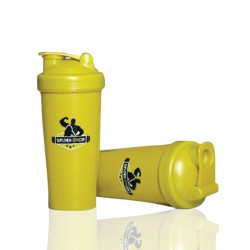 Shaker suplemen gym 600 ml