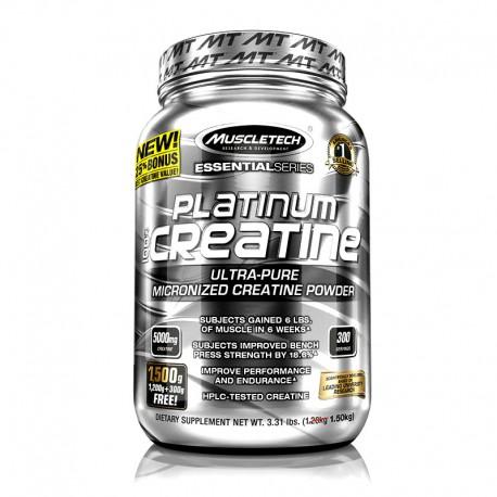Platinum Creatine 15000 g MuscleTech