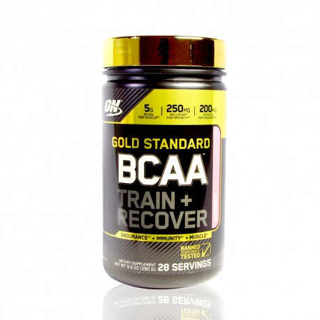 Gold Standard BCAA Train+Recover