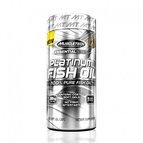 Platinum Fish Oil MuscleTech