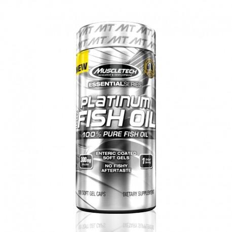 Platinum Fish Oil MuscleTech