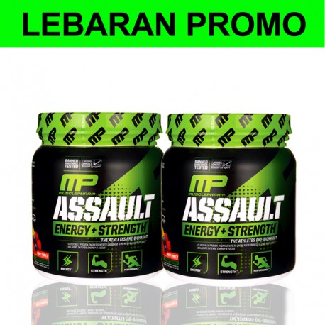 Promo MP Assault