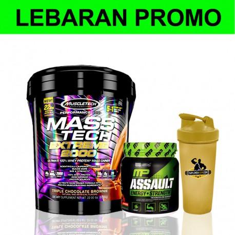 MassTech + MP Assault + Shaker